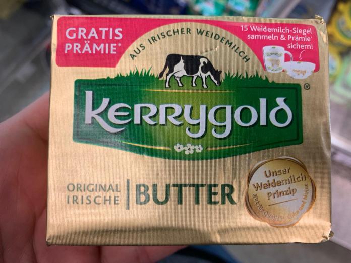 Kerry Gold Aktion in Österreich