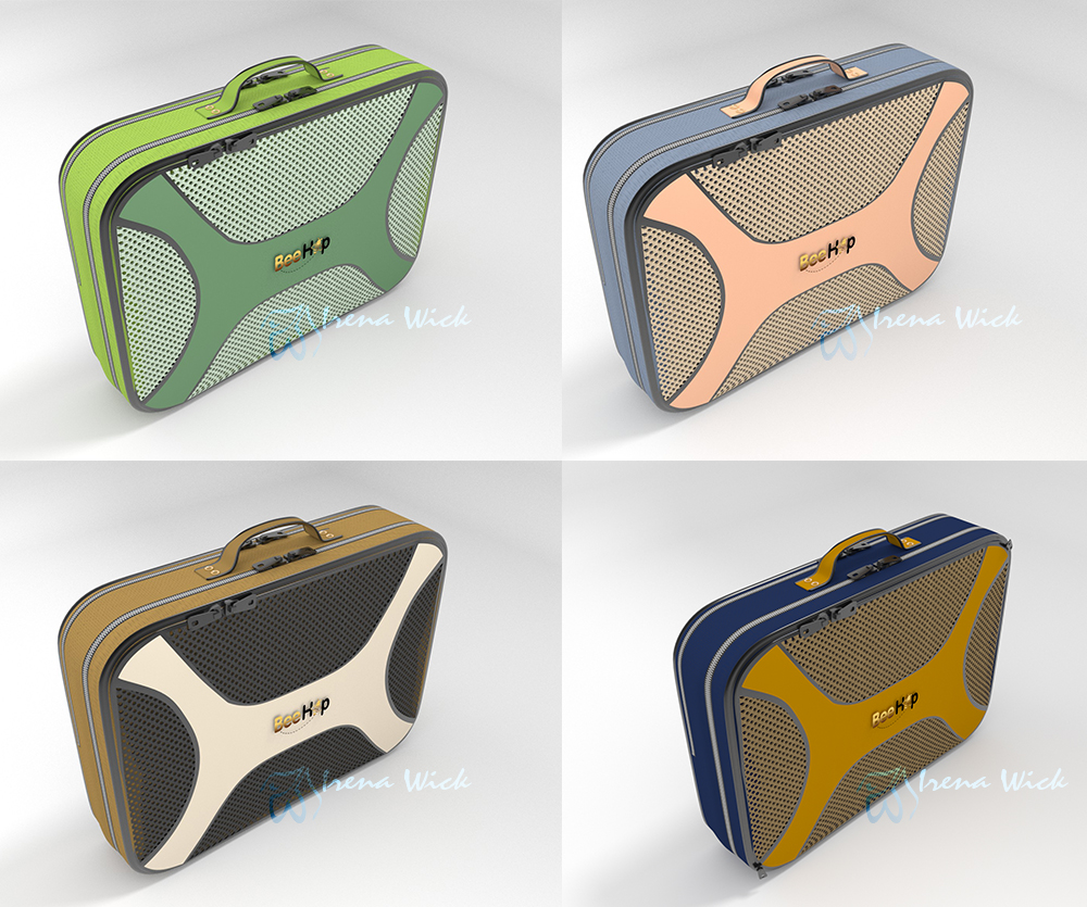 Packing Cube Bag für Bee Hop